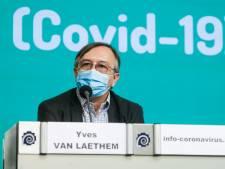 AstraZeneca, les premiers groupes ciblés, l'arrivée en Belgique: les réponses d'Yves Van Laethem sur la vaccination