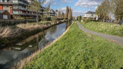 Verloederd wandelpad langs kanaal Ieper-Komen verharden, kost 50.000 euro (en dat ziet stadsbestuur niet zitten)
