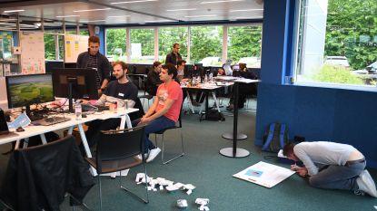 36 uur durende Hackathon in Leuven afgelopen