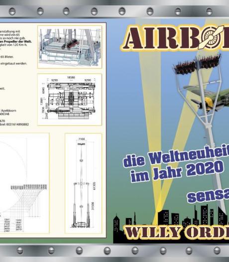 Gemeente: 'Tilburgse kermis heeft wereldprimeur met de Airborne'