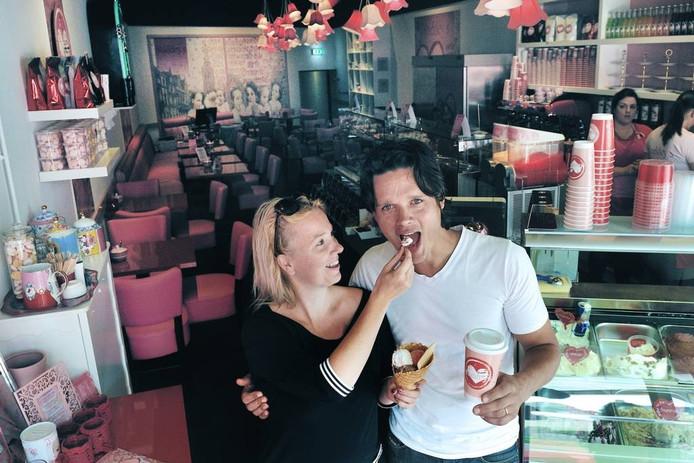 Jan en Sofie Nagelkerke. foto peter van trijen/pix4profs