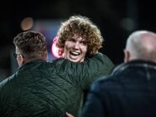 FC Winterswijk stuit op Tubantia én harde wind