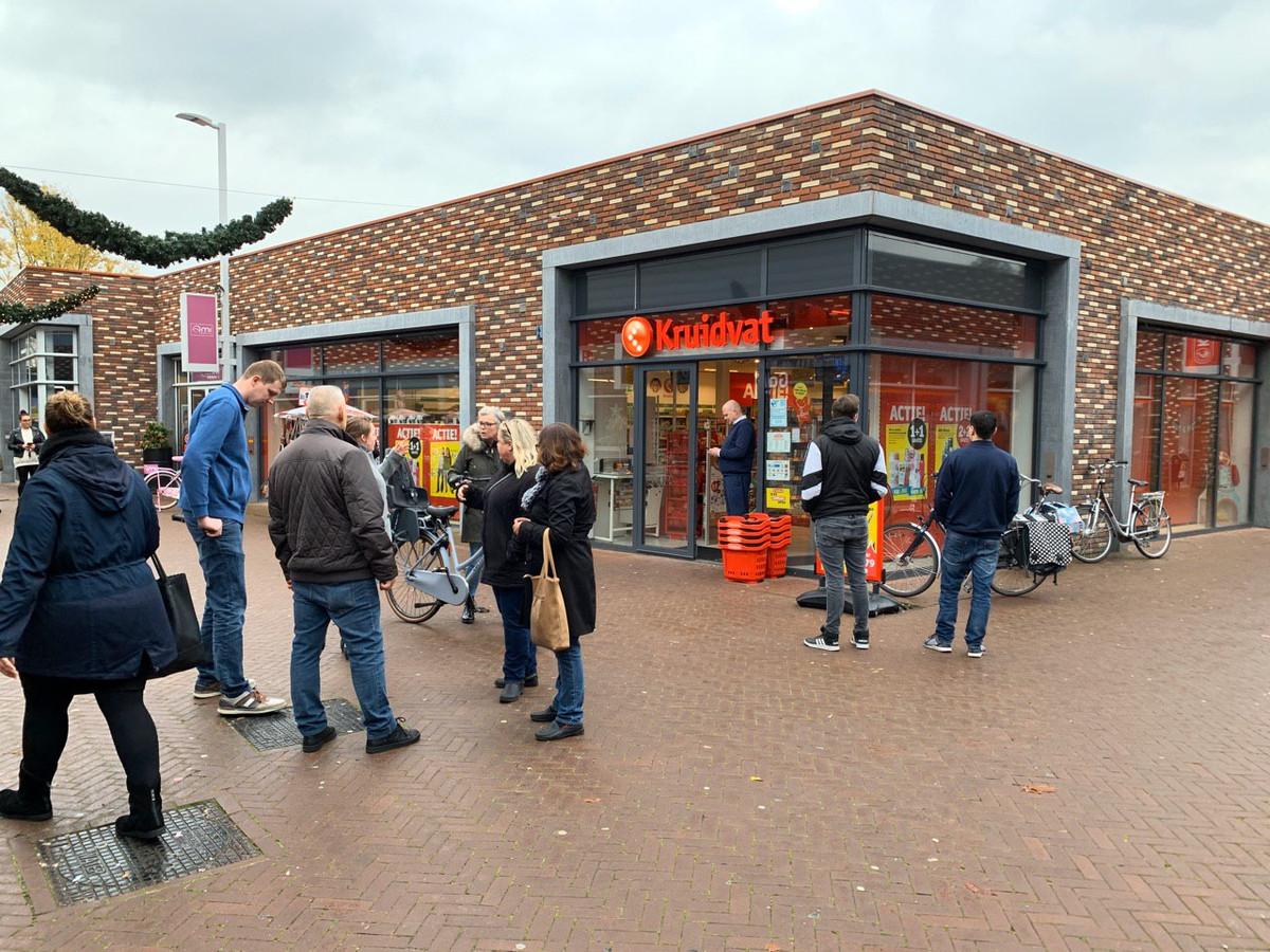 De Kruidvat in de wijk Keizerslanden werd donderdagmiddag overvallen. De dader is nog niet opgepakt.