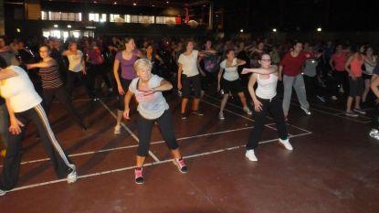 Sportdienst geeft party workout voor ALS-liga
