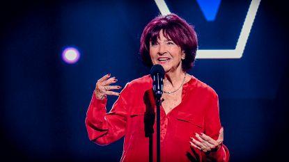 """'Merlina'-actrice Lea Couzin (84) in 'The Voice Senior': """"Andere BV's durfden niet, maar ik ben niet bang om af te gaan"""""""