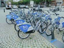 Deelfietsen bij bushaltes in Den Bosch komen op zijn vroegst in het najaar