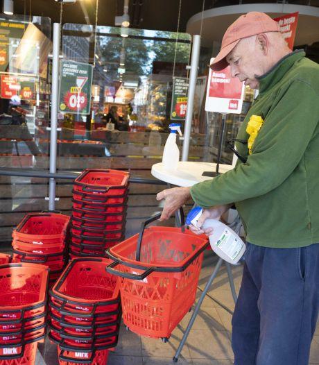 Winkeliers vertrouwen erop dat consumenten mondkapjes gaan dragen