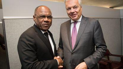 Reynders dringt in New York aan op inclusieve en open Congolese verkiezingen