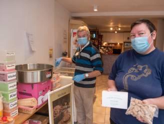 Danny en Nathalie verkopen hun bekende 'lekkies' voortaan in hun eigen snoepbar in Oudenaarde