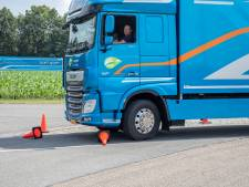 Strijd om 'beste chauffeur van Nederland' beslecht in Sint-Oedenrode