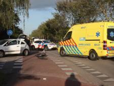 Echtpaar uit Millingen gewond door aanrijding in Ooij