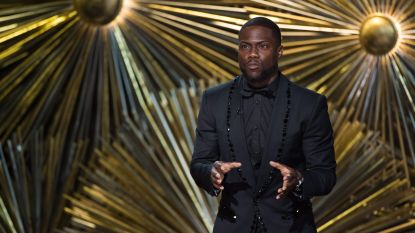 Kevin Hart trekt zich terug als Oscarpresentator