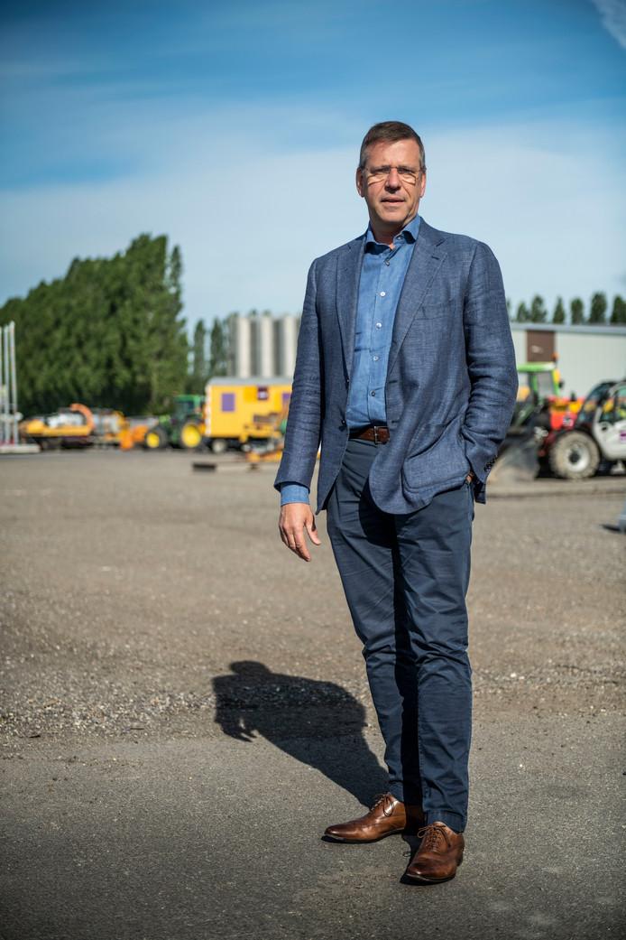 Erik de Ruijsscher, directeur H4A en voorzitter Economic Board Zeeland.