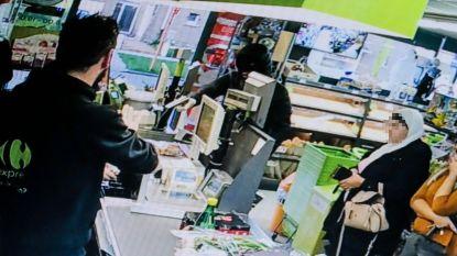 Gewapende overval op Carrefour Vilvoorde
