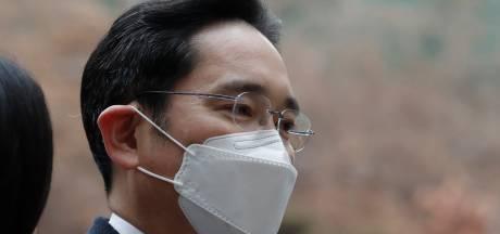L'héritier et véritable patron de Samsung condamné à deux ans et demi de prison