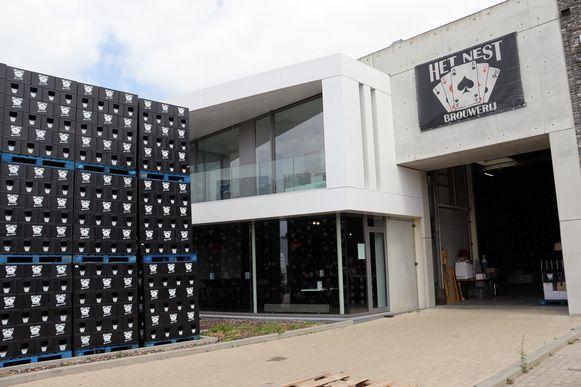 Brouwerij Het Nest in Turnhout.