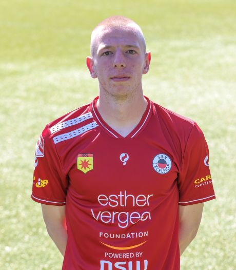 Sluiskilse keeper Lars Bleijenberg (20) tekent bij Excelsior