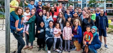 Buurtbewoners opgelucht: woningbouw van de baan,  speelplein in Overvecht blijft bestaan