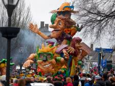 Verkeershinder door carnaval in Hulst
