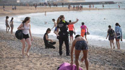 Morgen heropenen de (meeste) Spaanse stranden, voorlopig enkel voor lokale badgasten