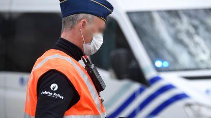 Politie controleert zwaar op gsm-gebruik en dragen van gordel