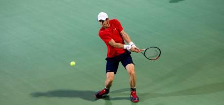 Murray wil graag meedoen aan vernieuwde  Davis Cup