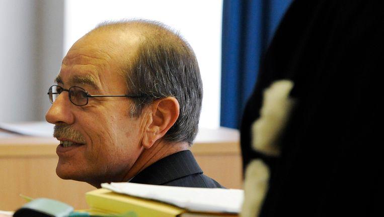 Rechter Walter De Smedt.