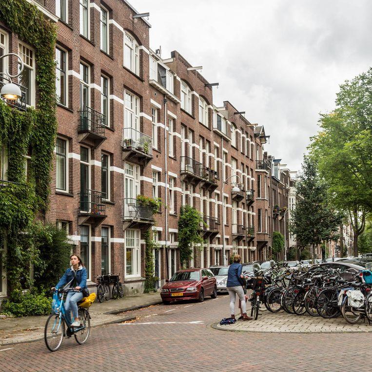 Linnaeusparkweg Beeld Tammy van Nerum