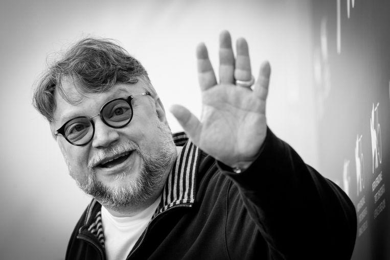 Guillermo Del Toro  Beeld Getty