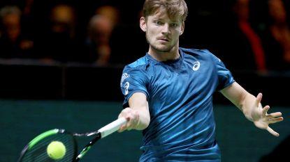 David Goffin behoudt zevende stek op ATP-ranking, ook Elise Mertens status quo op 22ste plaats