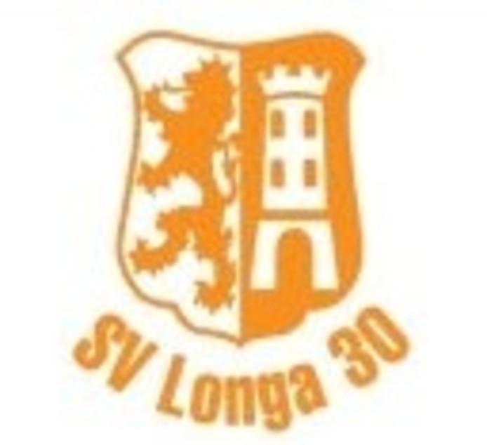 Het logo van de winnende uitploeg Longa'30.