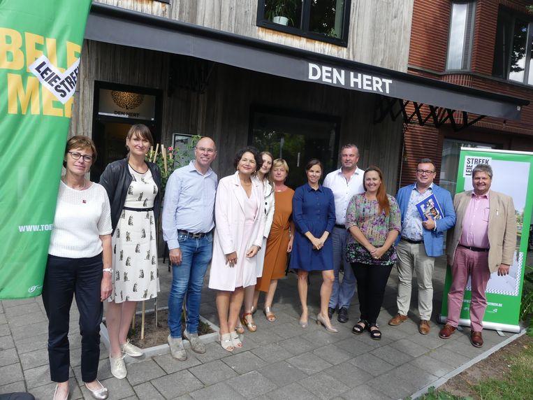 Toerisme Leiestreek is op zoek naar toeristische hotspots voor haar campagne. De gemeente Zulte wil dat daar ook Zultse hotspots bij zijn.