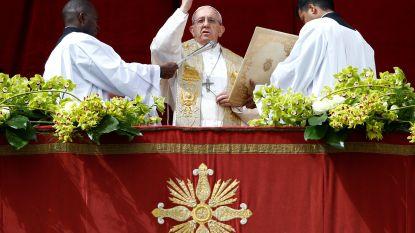 Strenge veiligheidsmaatregelen voor paasviering in Rome