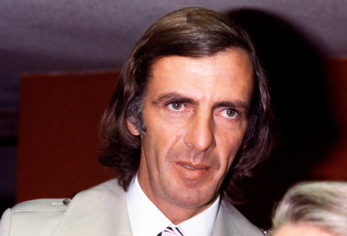 Cesar Luis Menotti in 1978.