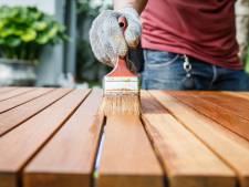Zo zorg je ervoor dat jouw houten tuinmeubelen er mooi uit blijven zien