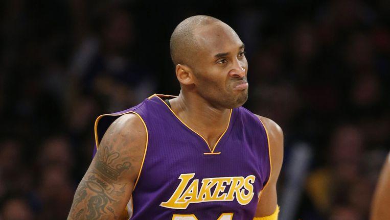 Kobe Bryant. Beeld ap