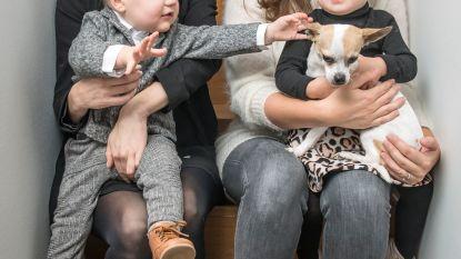 Al 9 jaar beste vriendinnen en nu krijgen hun kindjes samen kanker