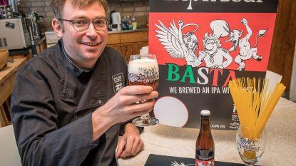 BOM Brewery lanceert bier op basis van pasta en tomaten