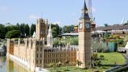 De brexit is een feit, maar Mini-Europa haalt Britse monumenten niet weg