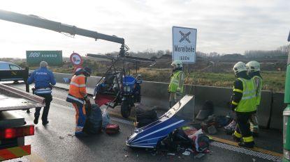 Veel hinder op E40 richting Brussel door ongeval