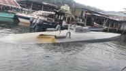 Panama vindt 5 ton cocaïne aan boord van drugsduikboot