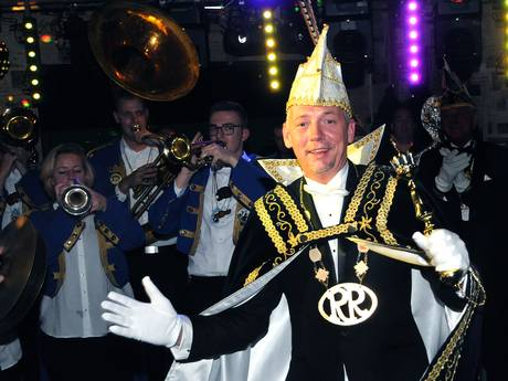 Fred Nijs junior droomde nooit van een prinsenveer op z'n hoed