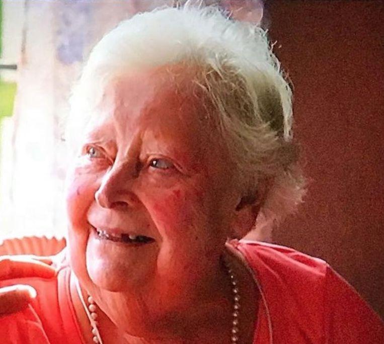 Marguerite, de mama van Willy Sommers.