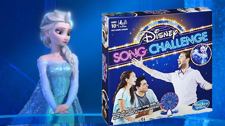 Ben jij ook zo dol op Disneyliedjes? Dan kan je met dit spel iedereen loef afsteken