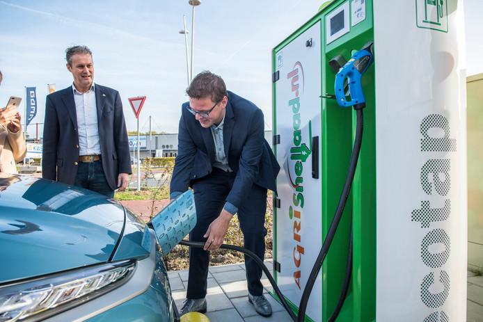 Terneuzen Wil Aantal Openbare Laadpalen Voor Elektrisch Rijden Flink