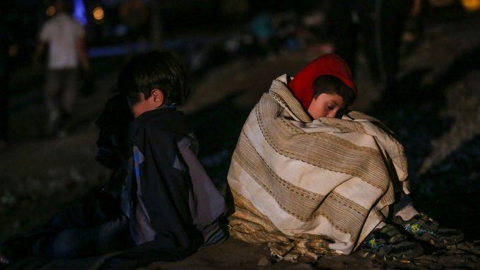 30.000 gevluchte kinderen vermist in Europa