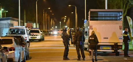 Zes personen aangehouden bij inval clubhuis Satudarah in Tilburg