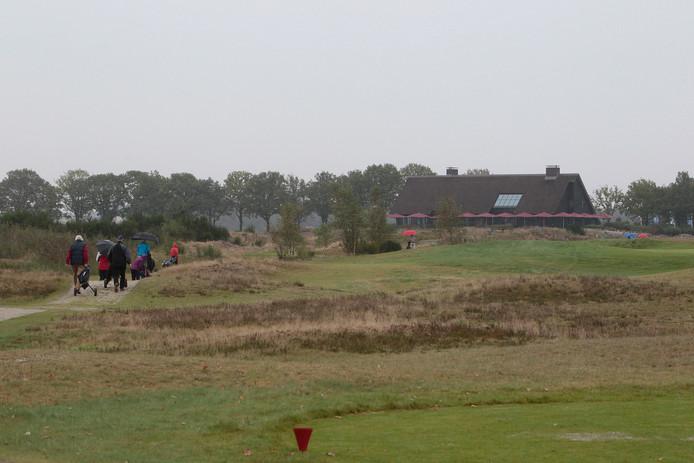 De Stippelberg-golfbaan in Bakel.