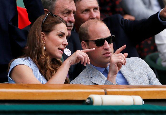 Catherine en William