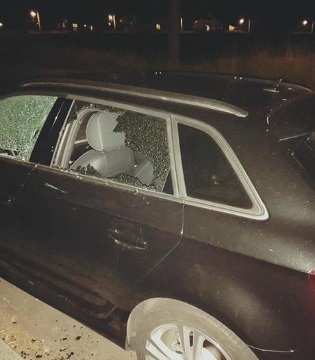 Reeks vernielingen aan auto's verrast buurt Elst